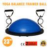 Йоги шарика Bosu тренера баланса гимнастики шарик пригодности шарика домашней половинный с Ce