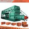 機械を形作る自動赤い粘土の煉瓦押出機