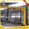 Grond van de workshop zette de Elektrische Kraan van de Kraanbalk 5 Ton met Motor (BZD05) op