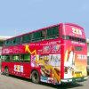 버스 자동 접착 비닐, 용해력이 있는 잉크 제트 매체