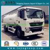 HOWO 10000 litres de transport d'eau de camion de réservoir