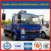 HOWO 115HP 4X2 Lastwagen Turck mit einzelner Reihen-Kabine