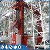Hoog - Systeem van de Opslag van het Pakhuis van de dichtheid het Automatische met het Opschorten van Rek (AS/RS)
