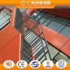 De Leuning van het Aluminium van de goede Kwaliteit met de Poeder Met een laag bedekte Opties van de Kleur