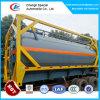 Contenedor ISO 20 pies de depósito para líquido químico 20cbm depósito Contenedor de ácido sulfúrico