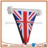 De hete Decoratieve Banner van Nieuwe Producten op Bunting van het Koord Vlag