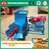 Petite machine d'extraction de l'huile de 300kg/H Plam