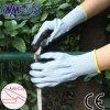 Мягкий Nmsafety гильзы PU покрытием вырезать устойчив 5 перчатки