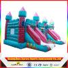 Castillo animoso de la casa animosa inflable inflable de la gorila
