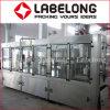 Het automatische Flessenspoelen die van het Drinkwater Afdekkend 3 in-1 Machine vullen