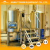 Cervecería micro 500L-5000L del equipo de la fabricación de la cerveza por el tratamiento por lotes