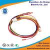 Asamblea de cable automotora de encargo del harness del alambre para la máquina