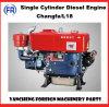 Dieselmotor van de Cilinder van Changfa de Enige L18