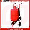 Macchina industriale portatile di sabbiatura di 10 galloni