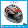 Cerâmica de capacetes para motociclistas Mealheiro Grande