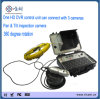 살아있는 Image Pan Tilt 30m Underwater Video Inspection Camera
