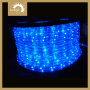 Luce calda della corda di vendita 220V LED intorno a 2 legare
