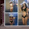 2015 atractivo nuevo diseño Wome Bathsuit brasileña de baño bikini (TGT206)