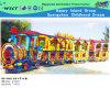 Treno elettrico di divertimento allegro dei capretti sulla promozione (HD-10202)