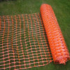 Soft Orange Safety Barricade Fence Mesh 1m X 50m