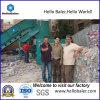Hydraulic semiautomatico Waste Paper Cardboard Baler con lo SGS Has7-10 del CE