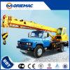 Guindaste reto Qy8b do caminhão do braço de 8 toneladas mini