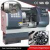 Máquina Wrm28 de la reparación del borde del CNC de la restauración del borde del coche