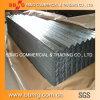 Le prix usine de la Chine chaud/a laminé à froid la bobine galvanisée plongée chaude de matériau de construction ridée couvrant la plaque en acier en métal