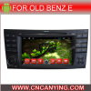 Androïde Car DVD Player voor Old Benz E met GPS Bluetooth (advertentie-7106)