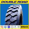 Pneumático radial dobro do caminhão do pneumático 11.00r20-18pr da mineração da manufatura da estrada Dr801/803 China da importação