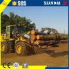 Venta caliente de la grúa de Xd935g 3ton de la abrazadera de madera de madera del cargador con el acoplador rápido