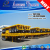 CCC ISO Tri Axles 40FT Flatbed Container Semi Trailer