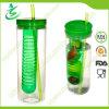 Bottiglia di acqua di BPA Free 20oz Tritan Fruit Infuser