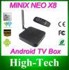 Quad Core Android TV Box Amlogic S802 Minix Neo X8