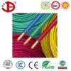 Cable eléctrico forrado PVC sólido de Nya BV del alambre del edificio del conductor de la sola base del PVC del Cu de H07V-U