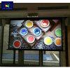 130 широкоэкранный дисплей высокой контрастности домашнего кинотеатра в помещении черный механизированного проекционного экрана