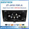 Automobile DVD GPS per JAC J5 costruito nella radio di deviazione standard GPS BT