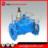Soupape réduisant la pression de contrôle hydraulique d'écoulement d'eau