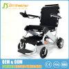 Sedia a rotelle elettrica piegante di potere di dovere medico
