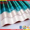 Matériau de toiture ondulé de PC de feuille de polycarbonate