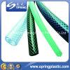 Mangueira de jardim flexível do PVC para a irrigação da água