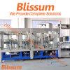 Frasco de plástico totalmente automático máquina de enchimento de consumo de sumo