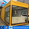 De duurzame Nieuwe Geprefabriceerde Modulaire Container van het Huis van het Staal van het Hotel van de Vakantie