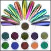 Pigmento UV del polacco del gel di Mermeid dello specchio del bicromato di potassio del Rainbow del Chameleon dell'aurora
