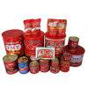 In Büchsen konservierte Tomatenkonzentrat-Zinn-Tomatenkonzentrat-Tomatensauce 28-30% kaufen