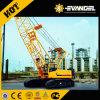 Grue hydraulique mobile de la capacité de levage 75t grue à chenille Quy75