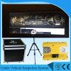 Cor à prova de intempéries Uvis sob o sistema de vigilância da inspeção do veículo (sistema da exploração)