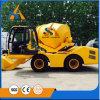 De professionele Automatische ZelfVrachtwagen van de Concrete Mixer van de Lading 3.5m3