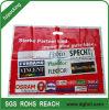 Novo Material PEBD sacos de plástico Sacos de operadora, Dom promocionais bolsas de polietileno
