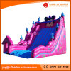 Moonwalk inflables Jumping Diapositiva inflable (T4-123)